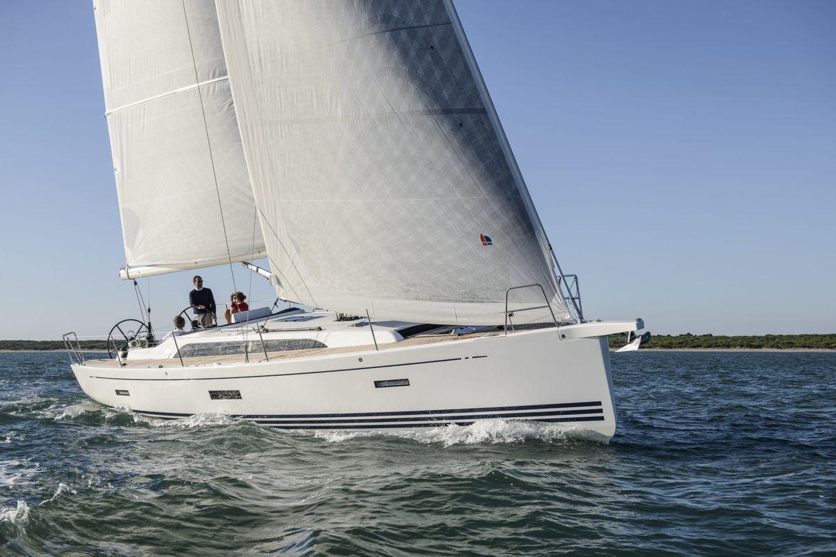 X yachts, X 43, X Range, luxury yacht, sailboat