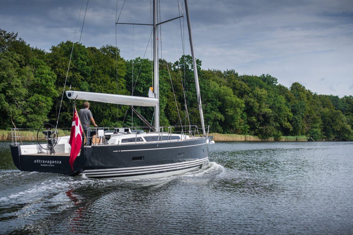 X yachts, X 46, X Range, luxury yacht, sailboat