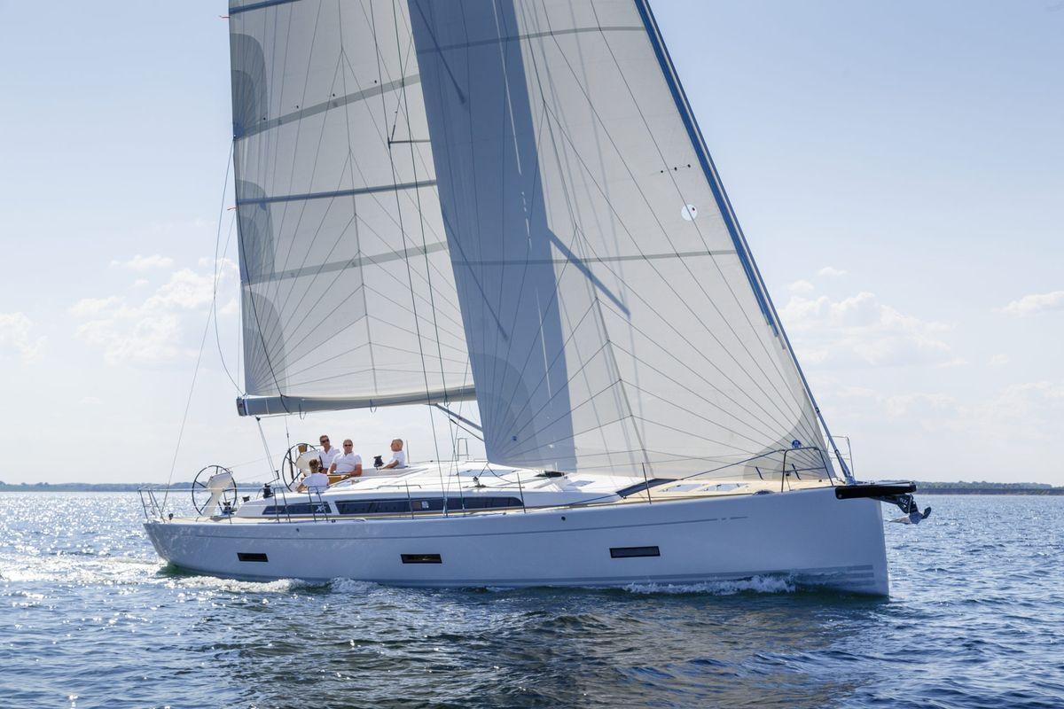 X yachts, X 49, X Range, luxury yacht, sailboat