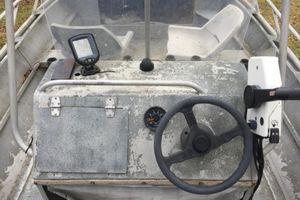 1998 Custom 18'' Center Console
