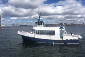 1997 Ferry Passenger Vessel