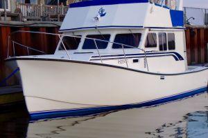 1998 Trawler North Shore