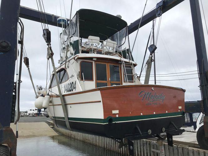 1980 Egg Harbor Sport Fisherman