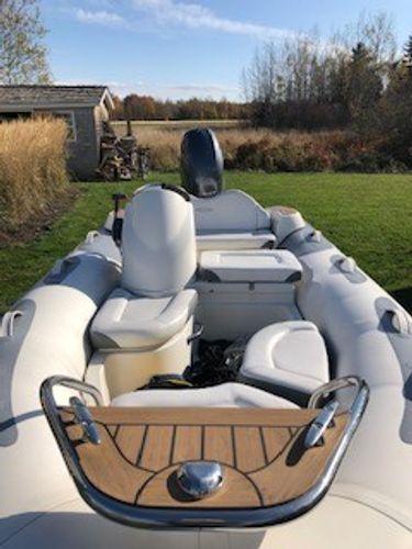 2015 Zodiac Yachtline 420DL
