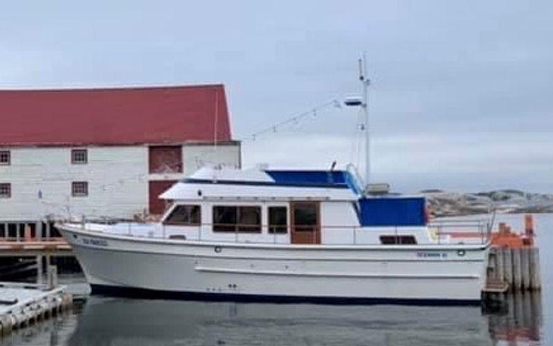 1982 Oceania Trawler