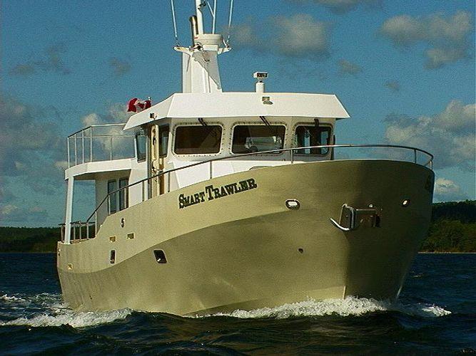 2001 Smart Trawler 50